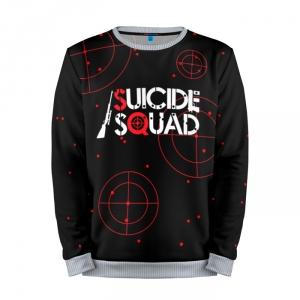 Collectibles Sweatshirt Suicide Squad Deadshot Black