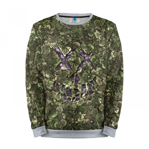 Collectibles Sweatshirt Suicide Squad Camouflage Military