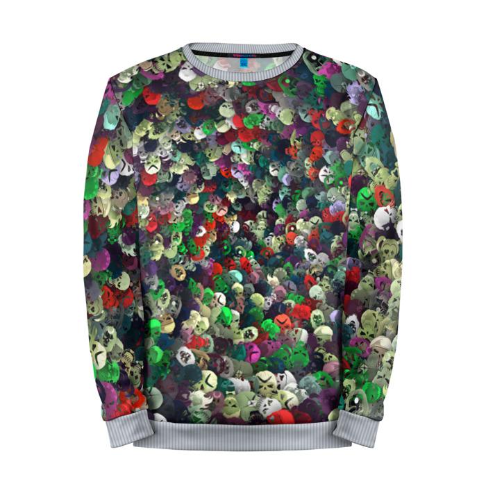 Buy Full Print Sweatshirt Suicide squad logo Stickerbombing Merchandise collectibles