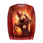 Merchandise Sweatshirt Flash Tv Version Barry Allen