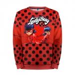 Merch Sweatshirt Miraculous Tales Of Ladybug &Amp; Cat Noir