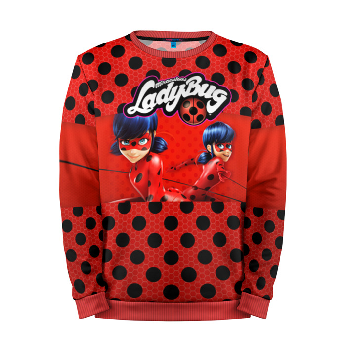 Buy Full Print Sweatshirt Miraculous: Tales of Ladybug & Cat Noir Merchandise collectibles
