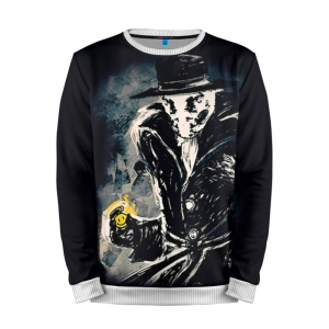 Buy Full Print Sweatshirt Watchmen rorschach merchandise apparel Merchandise collectibles