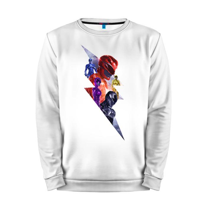 Buy Full Print Sweatshirt Power Rangers Movie Version merchandise collectibles