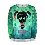 Collectibles Sweatshirt Suicide Squad Harley Quinn Arts