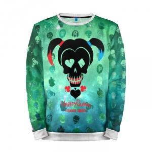 Merch Sweatshirt Suicide Squad Harley Quinn Arts