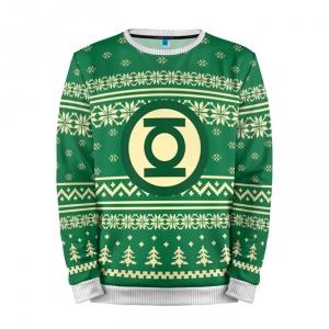 Collectibles Sweatshirt Green Lantern Christmas Special