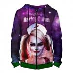 Merchandise Zipper Hoodie Harley Quinn As Nurse Suicide Squad