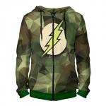 People_4_Man_Hoodie_Jacket_Front_Green_700