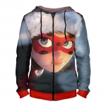 People_4_Man_Hoodie_Jacket_Front_Red_700
