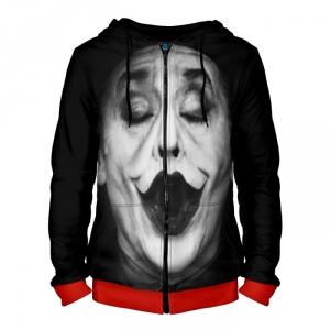 Merch - Zipper Hoodie Jack Nicholson Joker