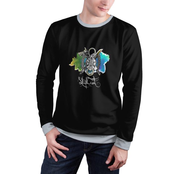 Merchandise Sweatshirt Slipknot Suicide Squad Logo