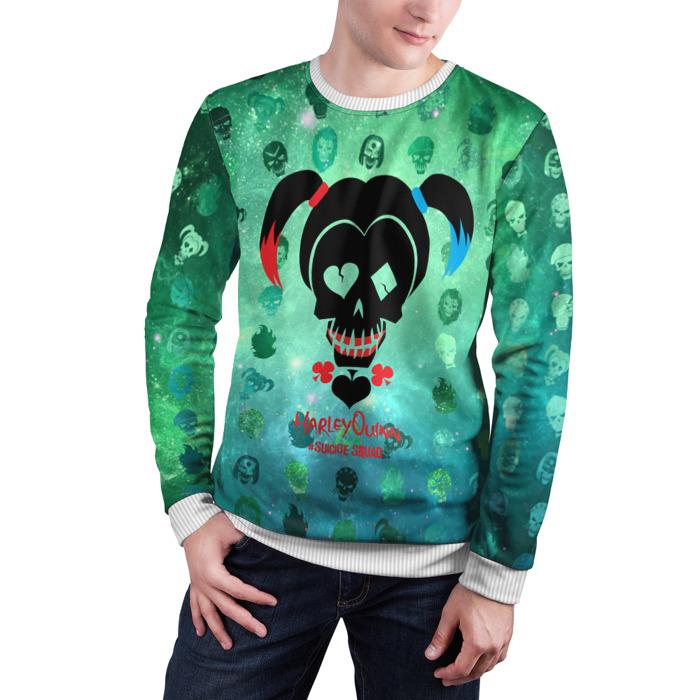 Merchandise Sweatshirt Suicide Squad Harley Quinn Arts