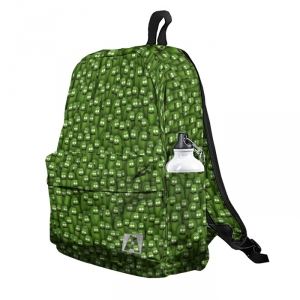 Buy Backpack Rick and Morty Pickles School Bag merchandise collectibles