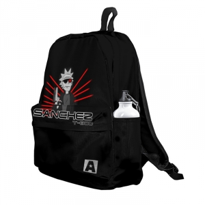 - People 5 Backpack Full Front White 700 16