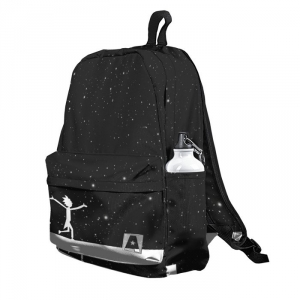 - People 5 Backpack Full Front White 700 20