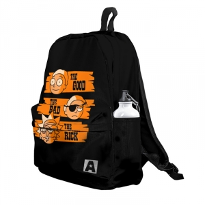 - People 5 Backpack Full Front White 700 22