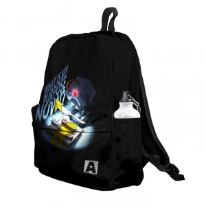 - People 5 Backpack Full Front White 700 24