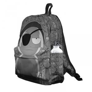 - People 5 Backpack Full Front White 700 34