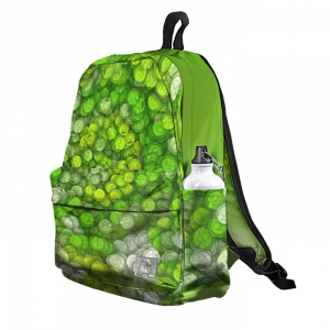 Buy Backpack Rick and Morty Portal Morty's Heads pattern School Bag merchandise collectibles