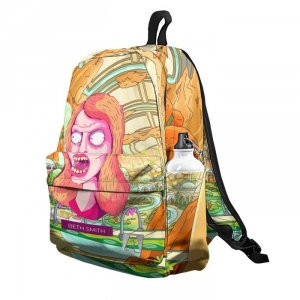 Buy Backpack Rick and Morty Beth Smith School Bag merchandise collectibles