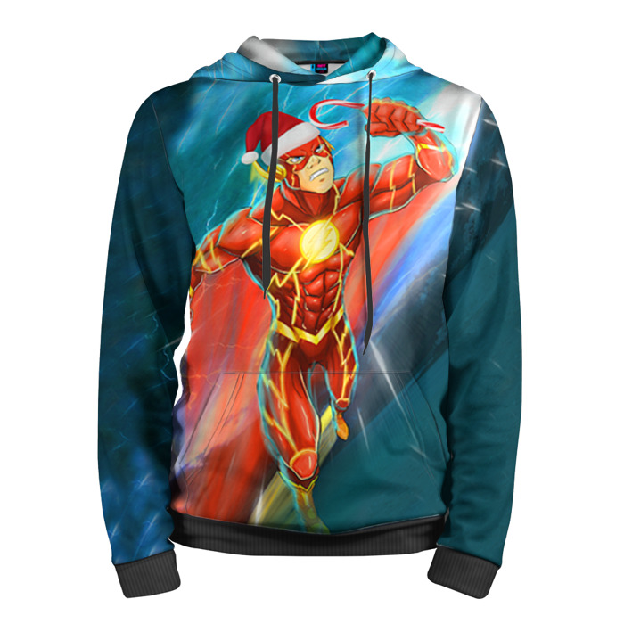 Buy Hoodie Flash New Year Christmas Special X mas Merchandise collectibles