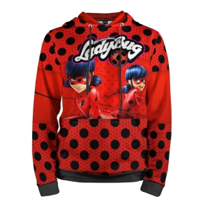 Buy Hoodie Tales of Ladybug & Cat Noir Pattern Merchandise collectibles