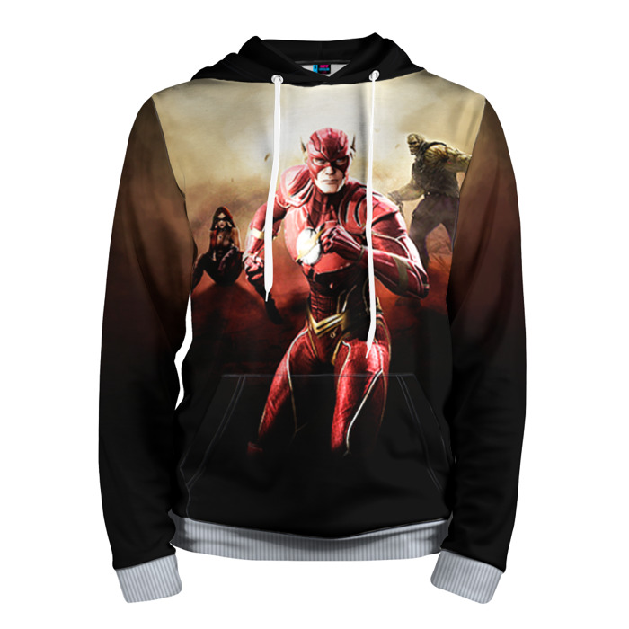 Buy Hoodie Flash Justice League Costume Game version Merchandise collectibles