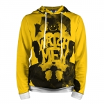 Merch Hoodie Rorschach Watchmen Yellow Guys