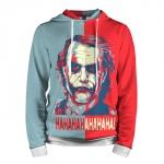 Merchandise Hoodie Joker Dark Knight Hahaha!