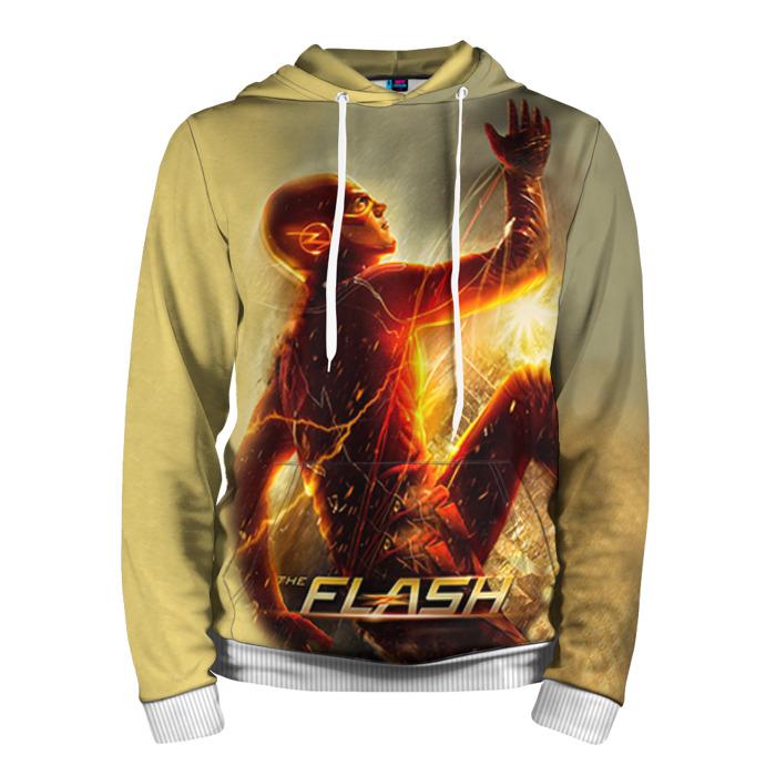 Buy Hoodie Flash TV Show Version Barry Allen Merchandise collectibles
