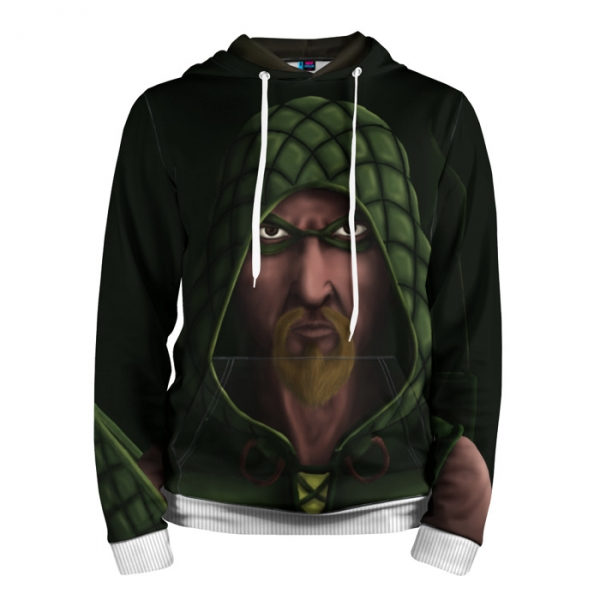 Hoodie Green Arrow Apparel Fan Art Merchandise Buy Online