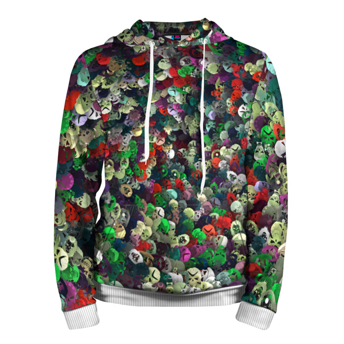 Collectibles Hoodie Suicide Squad Stickerbombing