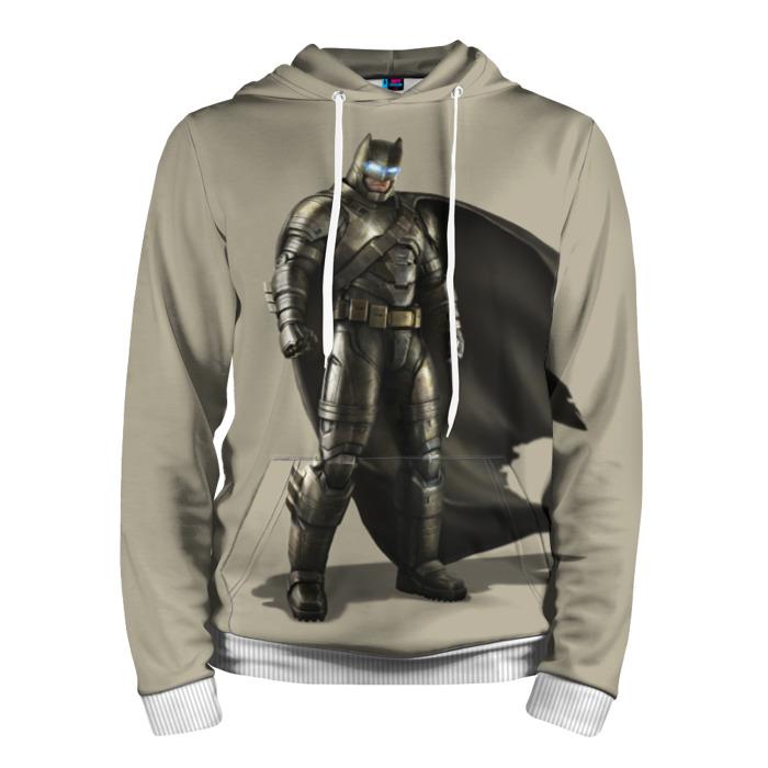 Buy Men's Hoodie Batman Ben Affleck Power Armor Version Merchandise collectibles
