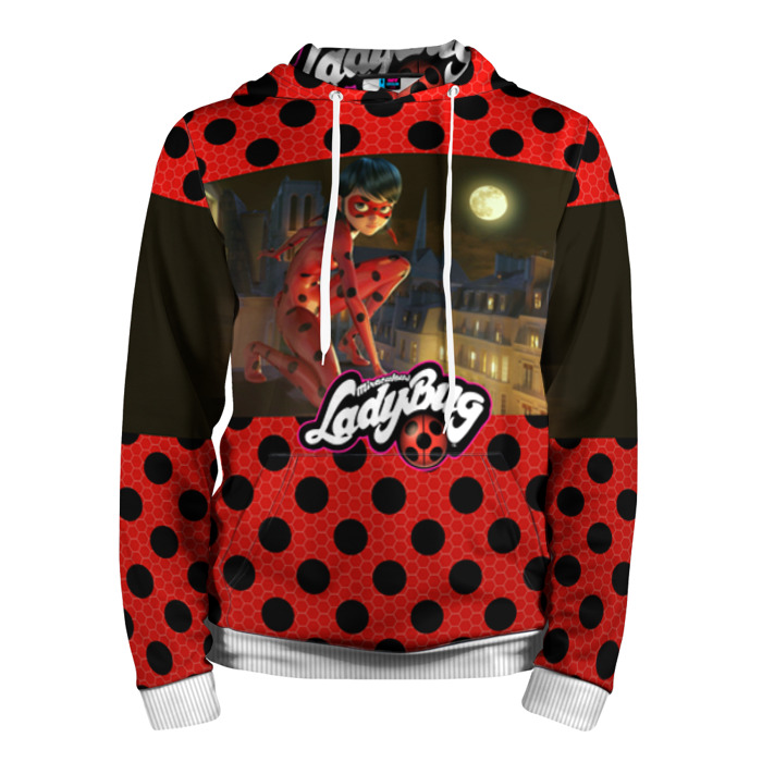 Buy Hoodie Tales of Ladybug & Cat Noir Apparel Merchandise collectibles