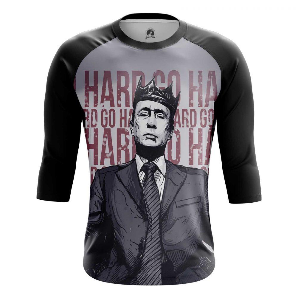 Merch Long Sleeve Vladimir Putin King Russian President