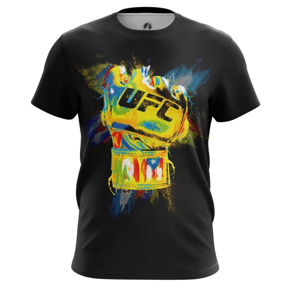 Merchandise Men'S T-Shirt Ufc Ufc Logo Emblem Fan Art