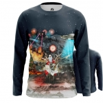 Collectibles - Long Sleeve Santa The Epic Christmas Happy New Year