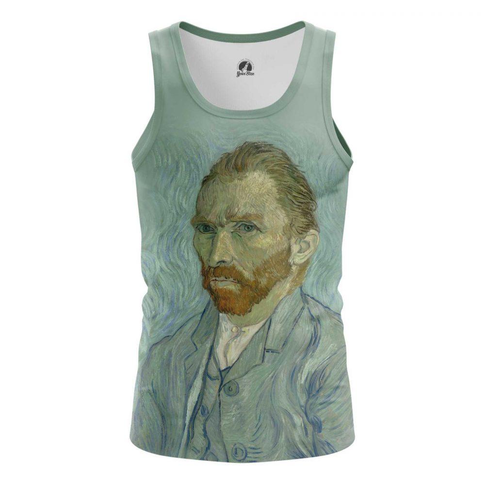 Merch Long Sleeve Van Gogh Self-Portrait Post Impressionism Fine