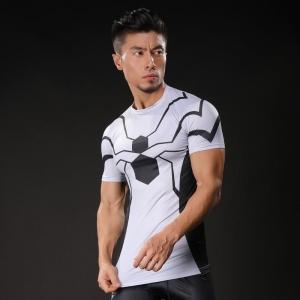 Merch Workout Shirt Spider-Man Future Foundation