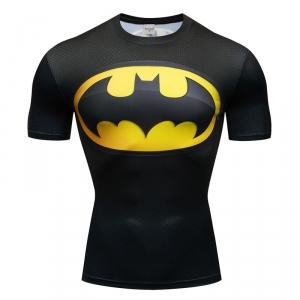 Merchandise Workout Shirt Batman Classic Bat Logo