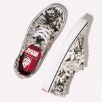 Kedy-VANS-Authentic-Lite-CHerno-belyj-Marvel-Pattern1