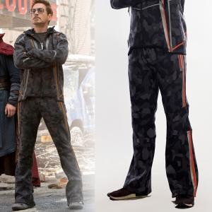 Merchandise Pants Tony Stark Iron Man Infinity War Version Inspired