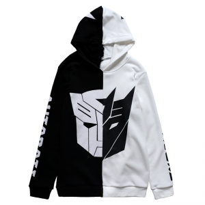 Merchandise Hoodie Transformers Decepticons Autobots Logo