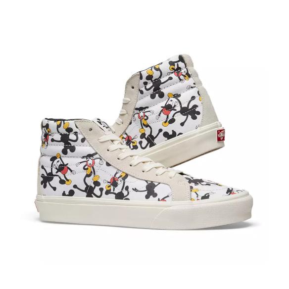 003cfaf0497010 VANS Sk8-Hi Classic Mickey Mouse Disney Shoes – Shop merchandise on ...