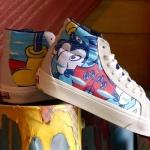 Buy Vans Sk8 Hi Mickey Mouse Shoes Cartoon Merchandise Idolstore