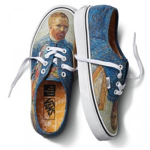 Merchandise Vans Authentic Lite Vincent Van Gogh Series Self-Portrait