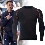 Merchandise Rashguard Iron Man Tony Stark Infinity War
