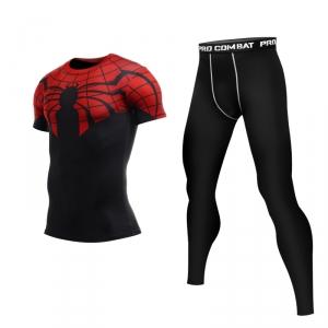 Merch Superior Spider-Man Rashguard Set Costume
