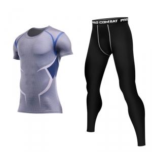 Collectibles Quicksilver X-Men Rashguard Set Costume
